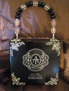0a5c3ea1c8 46 Best Cigar Box Purses images