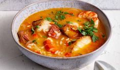 See related links to what you are looking for. Dutch Recipes, Fish Recipes, Seafood Recipes, Italian Recipes, Soup Recipes, I Want Food, Love Food, Easy Healthy Recipes, Easy Meals