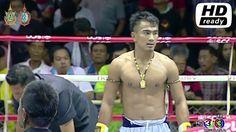 ศกจาวมวยไทยชอง3ลาสด 3/5 เพชรบญช ส.สมหมาย vs ณฐเกยรต พราน26 10/9/59 Muaythai HD http://youtu.be/5H0oH9dtn6E