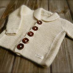 Big Bad Wool Fireside Cardigan Knitting Pattern