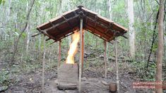 This guy have some awesome videos Primitive Technology