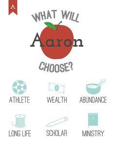 Red Apple Doljabi Poster by PrairieParkDesigns on Etsy, $10.00