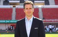 Team-Manager Oliver Bierhoff (Foto: Public Address)