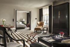 My stunning suite at the Rosewood London Tony Chi季裕棠作品-伦敦瑰丽酒店