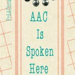 See the site for a video on implementing AAC at home