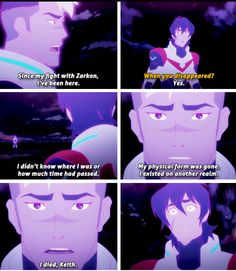 Shiro I love you I'm so sorry you had to go though all of this you deserve so much more I'm sorry I'm so so sorry