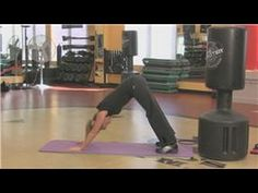 Ab Workouts & Cardio Kickboxing : Workout Plans for Yoga & Pilates