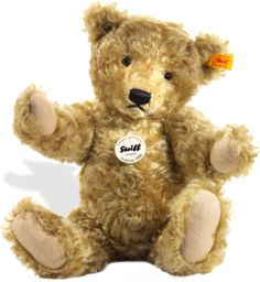 Cambrian Bears Collectable Plush Teddy Bear To Adopt Advanced Technology Excellent Condition
