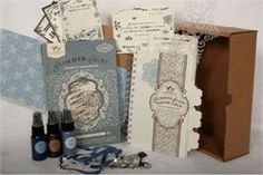 Tattered Angels: GLIMMER KIT FROSTY MEMORIES