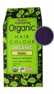RADICO přírodní barva na vlasy FIALOVÁ 100g