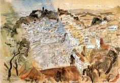 Pablo Picasso watercolors | Pablo Picasso ~ Watercolors