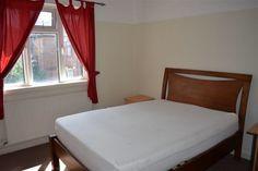 2 double bedrooms, new kitchen and bathroom, shared living room, balcony overlooking garden