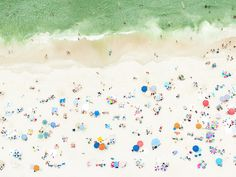Gorgeous Aerial Shots of Beaches, Taken While Hanging From a Helicopter | Design | WIRED