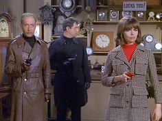Get Smart: Season 3, Episode 22 Spy, Spy, Birdie (9 Mar. 1968) Barbara Feldon, Agent 99, , Bernie Kopell , Siegfried , King Moody , Starker ,