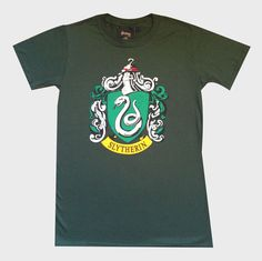 Slytherin T-Shirt | The Harry Potter Shop at Platform 9 3/4