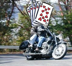 Poker run tips