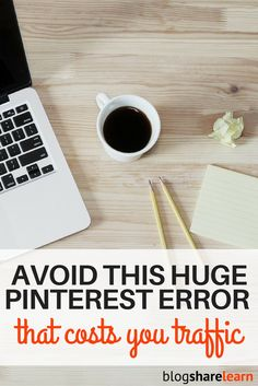Have you ever clicked on a Pinterest picture and gotten a 404 error?  Drooled over a pin of a delicious looking meal only to get a different recipe when you clicked on it, or to the home page of a website with no idea where to find what you're looking for?  I know that frustration and want to show you how to avoid this Pinterest error link failure. via @blogsharelearn