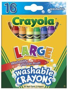 Stocking Stuffer - Toddler crayons  $5.49