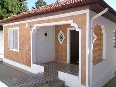 homify / Carmen Anjos Arquitetura Ltda.: Fachada de uma Confeitaria: Casas rústicas por Carmen Anjos Arquitetura Ltda.