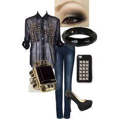 """""""Vegas outfit #2"""" by michelle-oakes on Polyvore"""