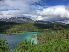 The Yukon Territory Canada   To find out more about the programme visit: http://ift.tt/2foBnu4  Photographer: Dan Snow   BBC STUDIOS 2016