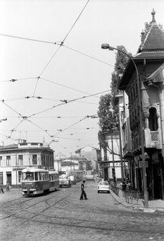 Profil Serban Lacriteanu - Bucurestiul meu drag Bucharest Romania, Old City, Old Pictures, Old Houses, Street View, Country, Bun Bun, Cities, Memories