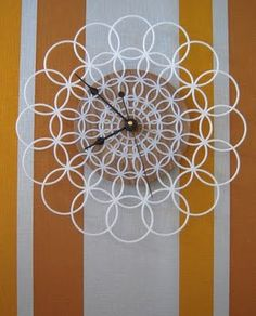 1000 images about 101 ideas with spirograph on pinterest spirograph art doilies and dahlias - Spirograph clock ...