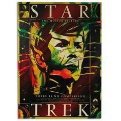 Cartel de Cine Star Trek - 938