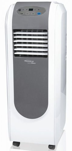 "Portable Evaporative Air Conditioner (White) (31.75""H x 11.75""W x 14.75""D)"