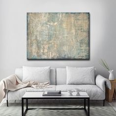 Ready2HangArt Abstract Canvas Art 'Timeless' by Norman Wyatt, Jr.