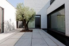 Courtyard House VW / Areal Architecten #Luxury Houses
