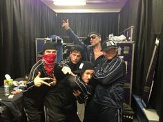 Matchbox Twenty is so goofy!! How could you not LOVE them!!