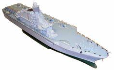 В РФ разрабатывается десантный корабль, превосходящий «Мистрали» » Военное обозрение