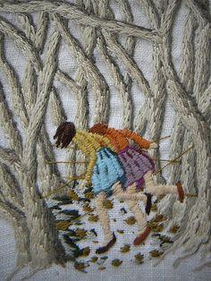 Michelle Kingdom Embroidery