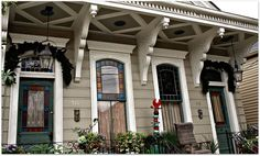 pictures of new orleans shotgun houses | New Orleans Homes and Neighborhoods » Uptown Homes
