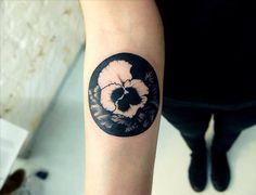 inner forearm tattoo