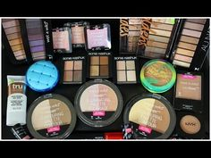 New at the Drugstore Makeup Haul | 2016 - YouTube
