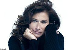 Rosemary McGrotha est de Retour Top Supréme Editorial from ELLE French Magazine, January 29, 2010