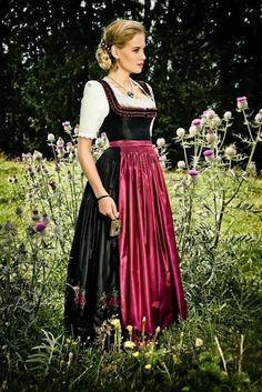 The Lovely Side: 10 Darling Dirndls
