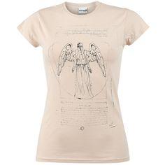 Doctor Who  T-Shirt  »Weeping Angel«   Jetzt bei EMP kaufen   Mehr Fan-Merch  T-Shirts  online verfügbar ✓ Unschlagbar günstig!