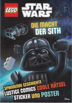 RZOnlinehandel - LEGO® STAR WARS ™ - Die Macht der Sith - Rätsel und Stickerspaß