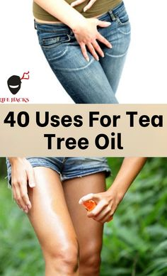 Health Benefits, Health Tips, Life Hacks Home, Tea Tree Oil, Health Dinner, Thing 1, Natural Solutions, Hacks Diy, Good To Know