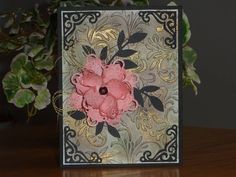 IC333 Pink and Patina by Mrs Noofy - Cards and Paper Crafts at Splitcoaststampers