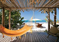 Personal Cabanas at Matachica Resort in Belize  Okay wedding hurry up an get here I'm ready for the honeymoon!!!