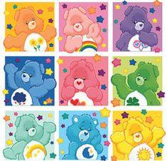 Care Bear countdown... 5, 4, 3, 2, 1