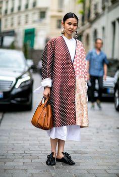 Men's RTW Paris Fashion Week: Street style part 1   Buro 24/7