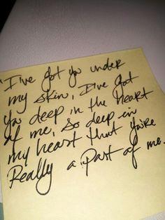 i've got you under my skin lyrics -Frank Sinatra