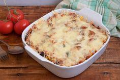 Zöldséges rakott tészta Recept képpel - Mindmegette.hu - Receptek