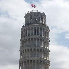 Pisa's Tower  #Pisa #Toscana #Tuscany #Italy #Italia #instaitalian #instaitalia #igers #igtoscana #igersoftheday #igerstoscana #igerspisa #tower #summer #estate #family #travel #tourism #tour #travel