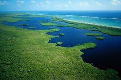 Sian Kaan : Puerta de Entrada al Cielo ! Ecoturismo en Quintana Roo